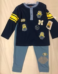 Brand new 4T boy outfits. Monroe, 28110