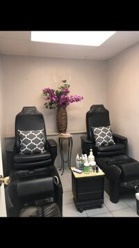 Pedicure Chairs with operator stool Randolph, 07869