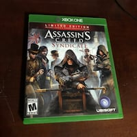 Xbox One Assassin's Creed Syndicate Palmdale, 93552