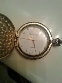 Regent pocket watch needs a battery  Washington