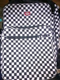 black and white checkered textile Elkins, 26241