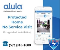 Home security alarm installation Sterling