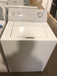 White Top Load Whirlpool Washer Bay Shore