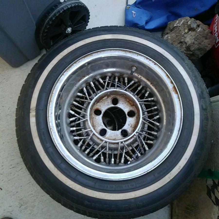 Lowrider rims. Still have them 4/01/2020 6a6a54ef-56c1-40d6-b20d-1c10a1232601