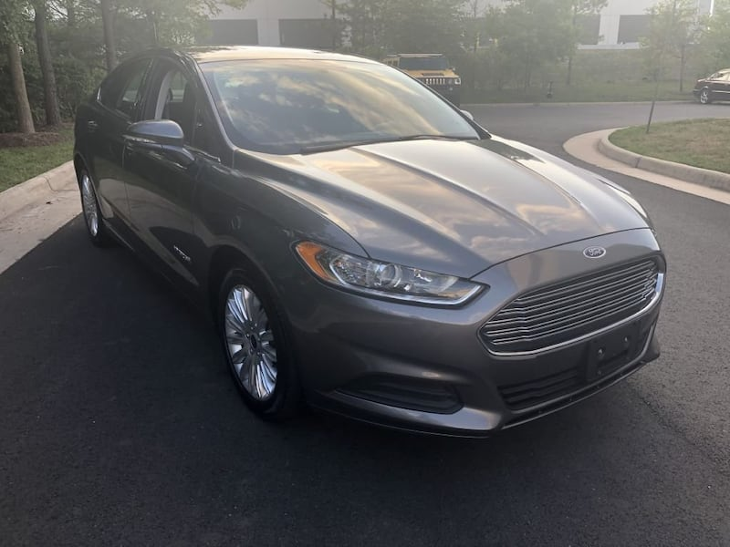 Ford Fusion 2014 0