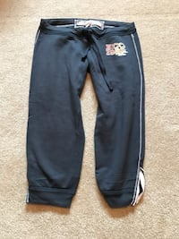 Hollister 3/4 length Sweat Pants