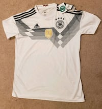 GERMANY World Cup Jersey 2018 Woodbridge, 22193