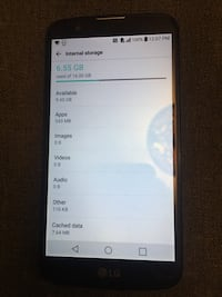 LG k10 425 16gb has att on it Anchorage, 99517