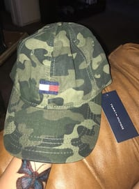 Brand New Tommy Hilfiger camo hat Imperial Beach, 91932