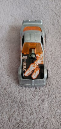 2001 hot wheels #43 firebird funny car loose Mississauga, L4Z 1W3