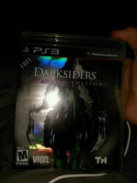 Darksiders 2 limited edition ps3 Argyle, 12809