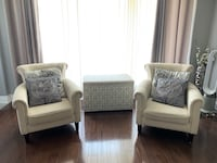 2 Accent Chairs Toronto, M1P