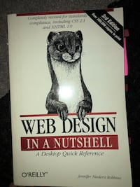 Web Design In A Nutshell (3rd Edition) Annandale, 22003