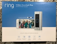 Ring HD Pro Video Door Bell Mississauga, M1H 2Y5