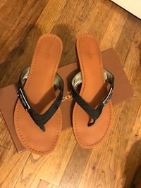 Coach leather sandals Size 7 West Covina, 91791