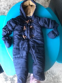 *New Price* Baby Snowsuit Size 9-12 Calgary, T3K 0H9