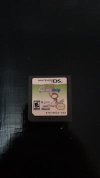 Nintendo DS Pokemon game cartridge Centreville, 20120