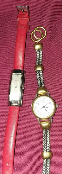 Women's Fossil Watches (x5)