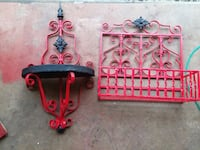 Out side steal plant holder ,$20 Morristown, 37814
