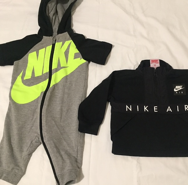 a129cb3d0 Used Nike Children's onesie and sweatshirt for sale in New York - letgo