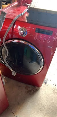 Selling washer and dryer used but work perfect