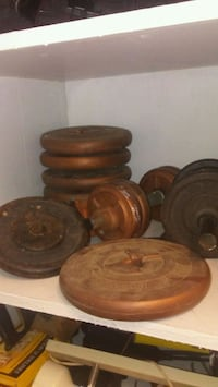 Weights Laceys Spring, 35754