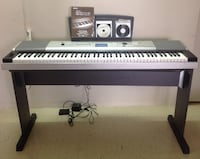 Yamaha YPG 535 portable grand piano, Sounds great only for $560 or best offer Scarborough