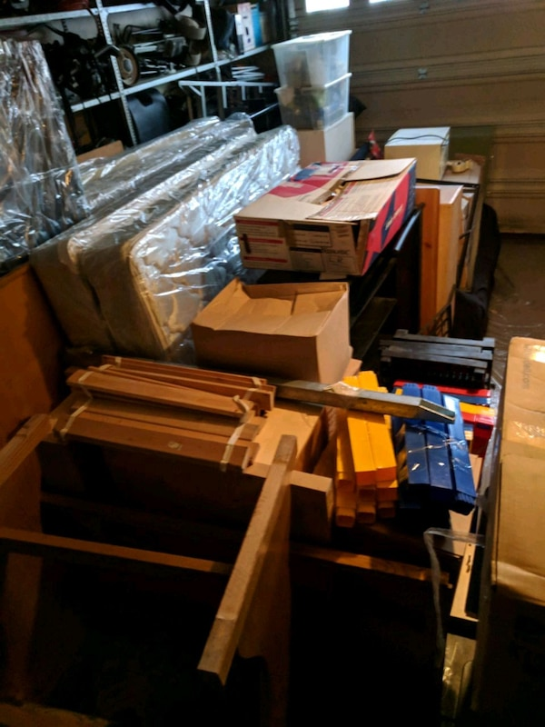 assorted color wooden board lot