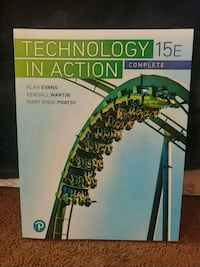 Technology in Action 15th Edition Washington, 20032