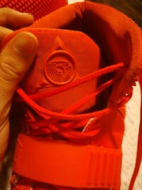 Yeezy Red Octobers (used) Cameron Park, 95682