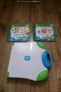 Leap Start with 2 books Mississauga, L5J 1R2