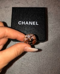 Chanel Ring Str 18 , 0379