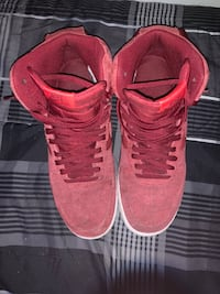 Nike Air (Air Force 1's) Size 11.5 Gainesville, 32609