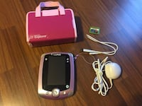 Pink LeapPad 2 with game and Pink carry bag Ajax, L1T 1V1
