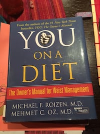 You on a Diet by Michael F. Roizen book