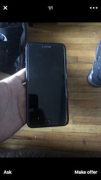 space gray iPhone 6 with black case New York, 10469