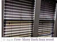 Wood blinds Kenneth City, 33709
