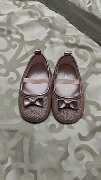Baby girl shoes Toronto, M9W 6A5