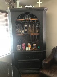 Distressed wrought iron hutch  Midvale, 84047