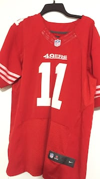 Red san francisco 49ers 11 nfl jersey Rogers, 72756