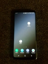 black Samsung Galaxy S9 edge  Waterloo, N2L 3Y7
