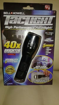 LED Tac Light flashlight