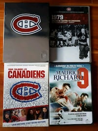 Films dvd hockey Canadiens Montreal movies Montréal, H1Y 1Z6