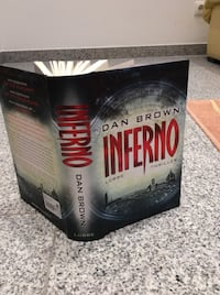 Dan Brown Inferno Buch