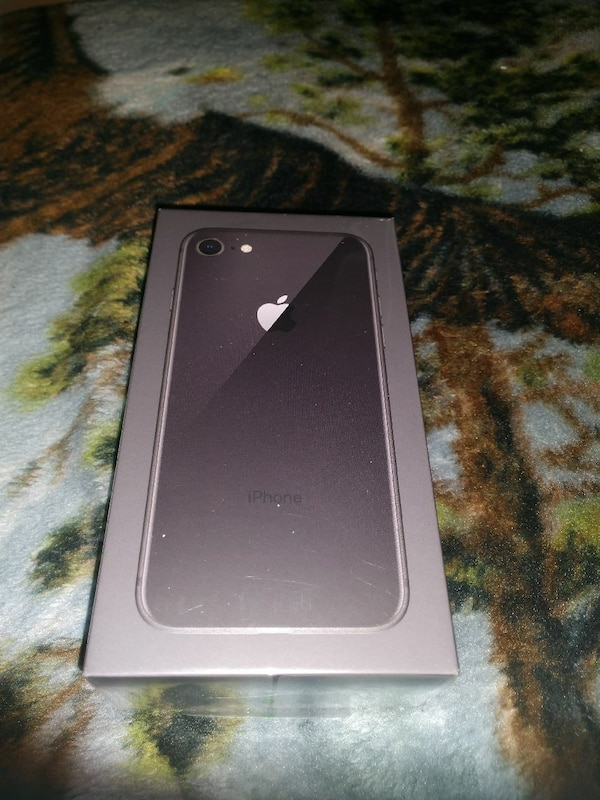 Iphone 8 64 gb Black