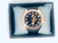 Rose gold plated men watch  Corby, NN17