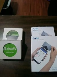 PayPal / Shopify card readers Scott, 70583