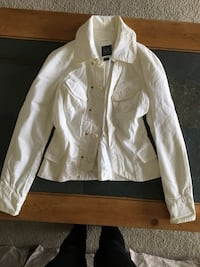 white button-up jacket Alexandria, 22312