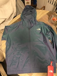 The north face dry vent light jacket  North Bergen, 07047