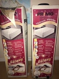 2 Brand new Twin Primo Beds in a box with frames  Gatineau, J9H 5B7